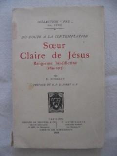 Soeur Claire de Jésus