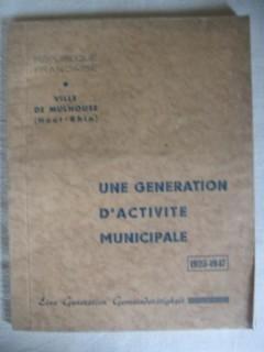 Une génération d'activité municipale