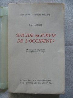 Suicide ou survie de l'Occident?
