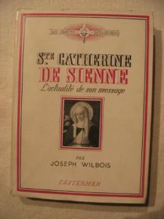 Sainte Catherine de Sienne et l'actualité de son message