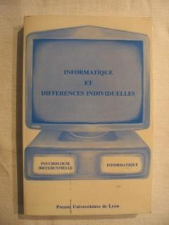 Informatique et différences individuelles