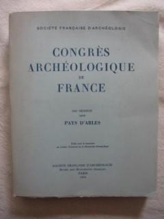Congrés archéologique de France, 134e session, Pays d'Arles