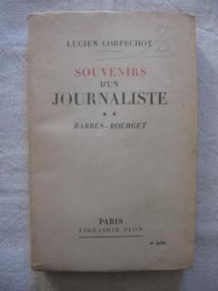 Souvenirs d'un journaliste, Tome 1