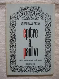 Epître à Paul VI