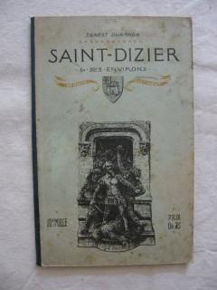 Saint Dizier et ses environs