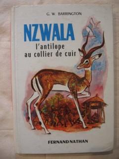 Nzwala, l'antilope au collier de cuir