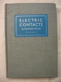 Electric contacts