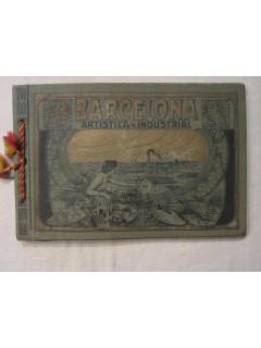 Barcelona artistica é industrial