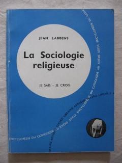 La sociologie religieuse