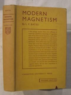 Modern magnetism