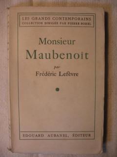 Monsieur Maubenoir