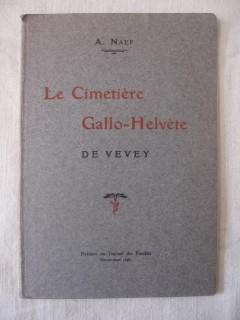 La cimetière Gallo-helvète de Vevey