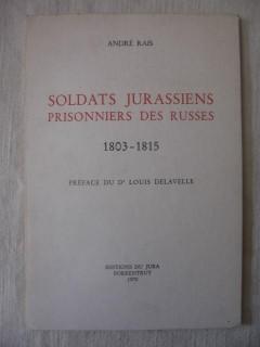 Soldats jurassiens prisonniers de russes
