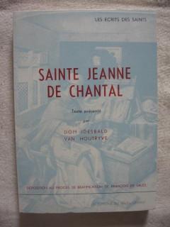 Sainte Jeanne de Chantal