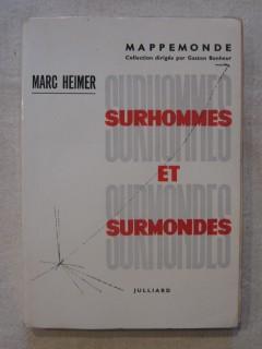 Surhommes et surmondes