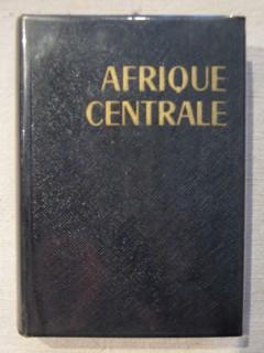 Afrique centrale, les républiques d'expression française.