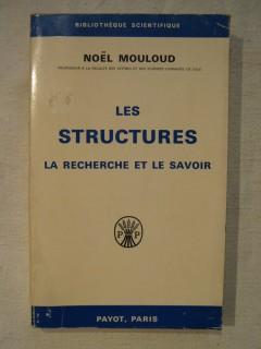 Les structures, la recherche et le savoir