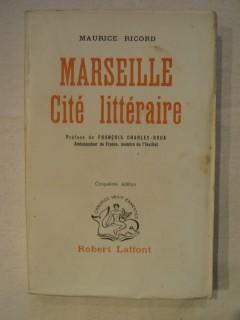 Marseille cité littéraire