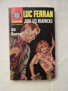 Luc Ferran joue les beatnicks