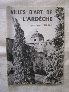 Villes d'art de l'Ardèche