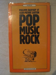 Pop music rock
