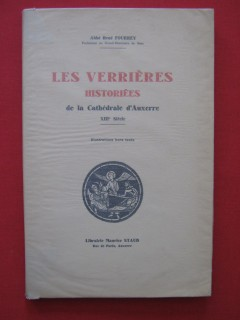 Les verrières historiées de la cathédrale d'Auxerre