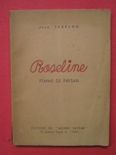 Roseline, femme de paysan