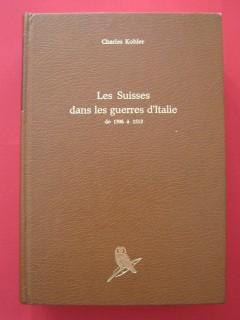 Les Suisses dans les guerres d'Italie (de 1506 à 1512).