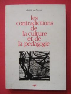 Les contradictions de la culture et de la pédagogie