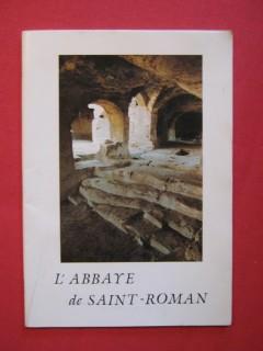 L'abbaye de Saint Roman