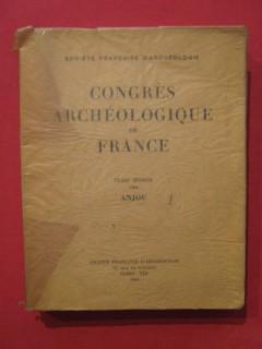 Congrès archéologique de France, CXXIIe session Anjou