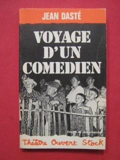 Voyage d'un comédien