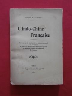 L'Indo-Chine française