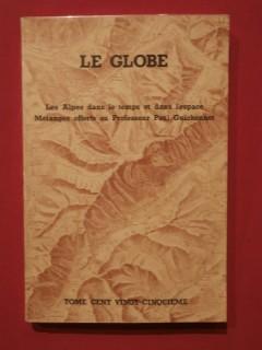 Le Globe, Les Alpes dans le temps et dans l'espace