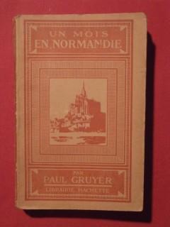 Un mois en Normandie