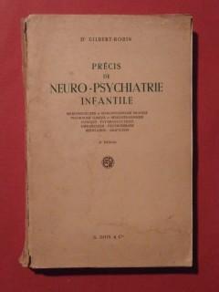 Précis de neuro psychiatrie infantile