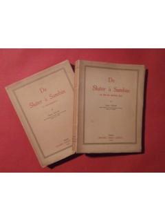 De Sluter à Sambin, 2 tomes, la fin du moyen age, la renaissance