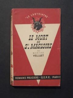 La mort de St Magloire