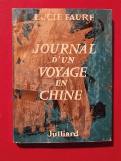 Journal d'un voyage en Chine