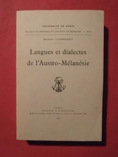 Langues et dialectes de l'Austro-Mélanésie