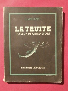 La truite, poisson de grand sport