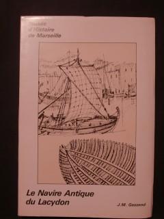 Le navire antique du Lacydon