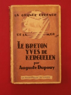 Le breton Yves de Kerguelen