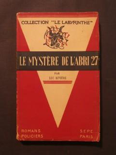 Le mystère de l'abri 27