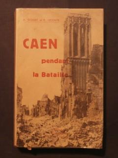 Caen pendant la bataille