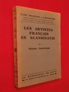 Les artistes français en Scandinavie