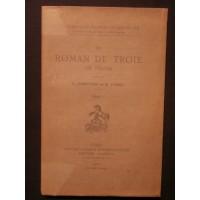 Le roman de Troie en prose, tome 1