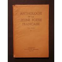 Anthologie de la jeune poésie française, tome 1