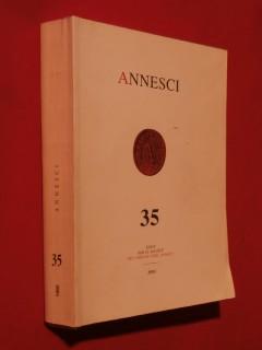 Revue Annesci 35, souvenirs sportifs 1881-1965