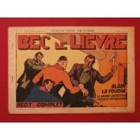 Bec de lièvre, Alain la Foudre n°10